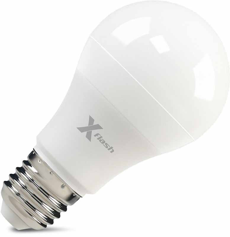 X-Flash Светодиодная лампа XF-E27-A60-P-8W-3000K-12V X-flash