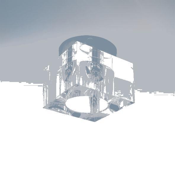 Lightstar 160204-G9 Светильник CUBO CR ХРОМ/ПРОЗРАЧНЫЙ, шт lightstar 004514 g9 светильник bomo cr g9 хром прозрачный шт