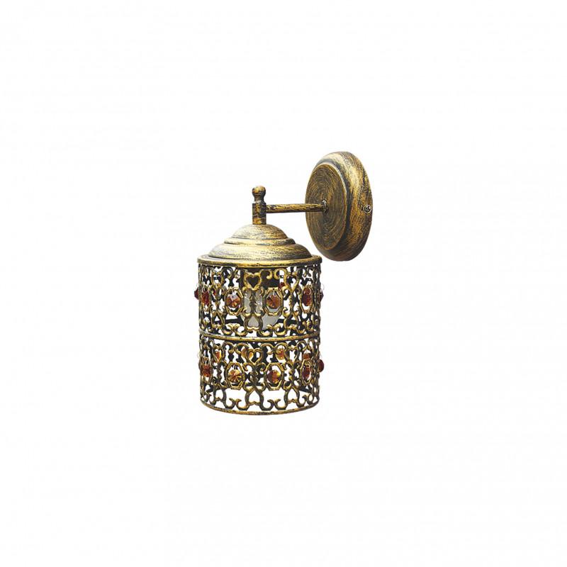 Favourite 2312-1W настенный уличный светильник odeon 2312 lumi 2312 1w