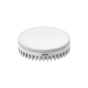 Gauss Лампа LED GX53 8W 2700K 1/10/50 Gauss