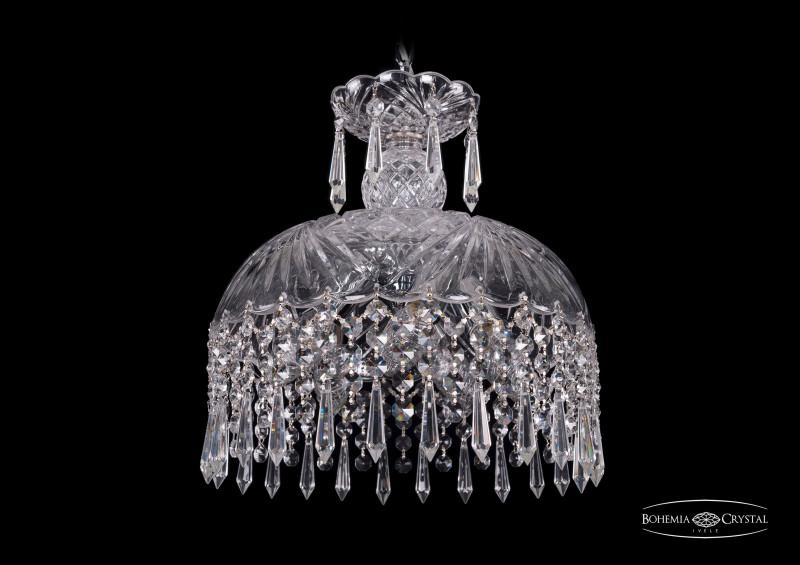 Bohemia Ivele Crystal 7715/30/Ni/Drops bohemia ivele crystal подвесной светильник bohemia ivele crystal 7715 15 ni drops