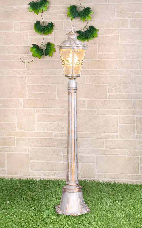 Elektrostandard Diadema F (GLYF-8046F) белое золото elektrostandard светильник уличный настенный elektrostandard diadema d glyf 8046d белое золото 4690389062100