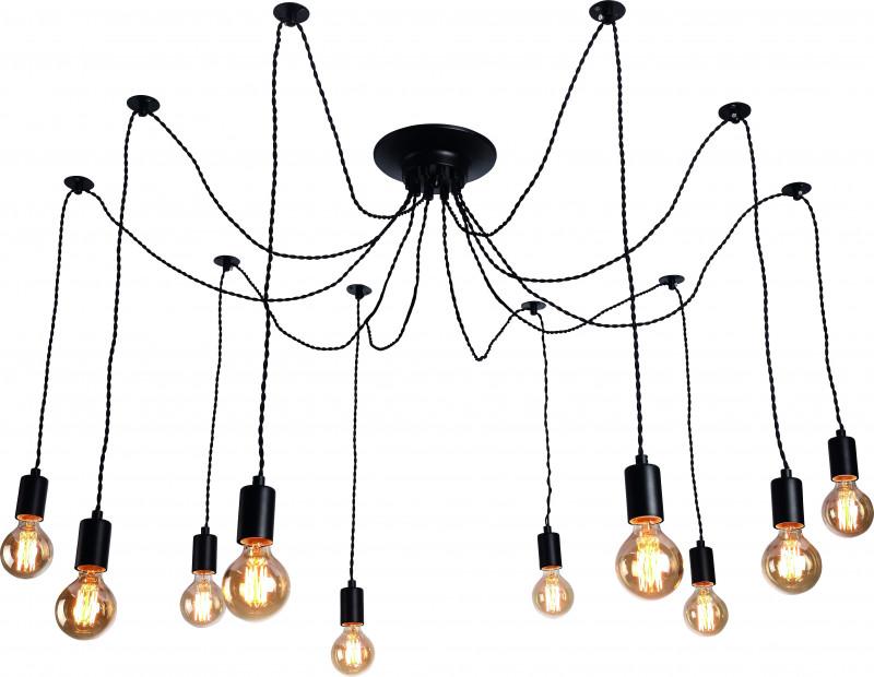 ARTE Lamp A9184SP-10BK пылесос iclebo arte carbon ycr m05 10