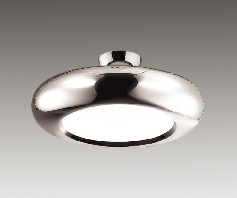 все цены на Odeon Light 2869/28LC ODL16 129 хром/металл Люстра потолочная LED 28W 12V TARON