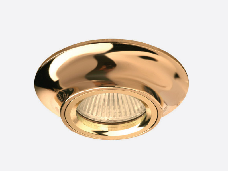 Donolux N1591-Gold встраиваемый светильник n1591 gold donolux 1170164