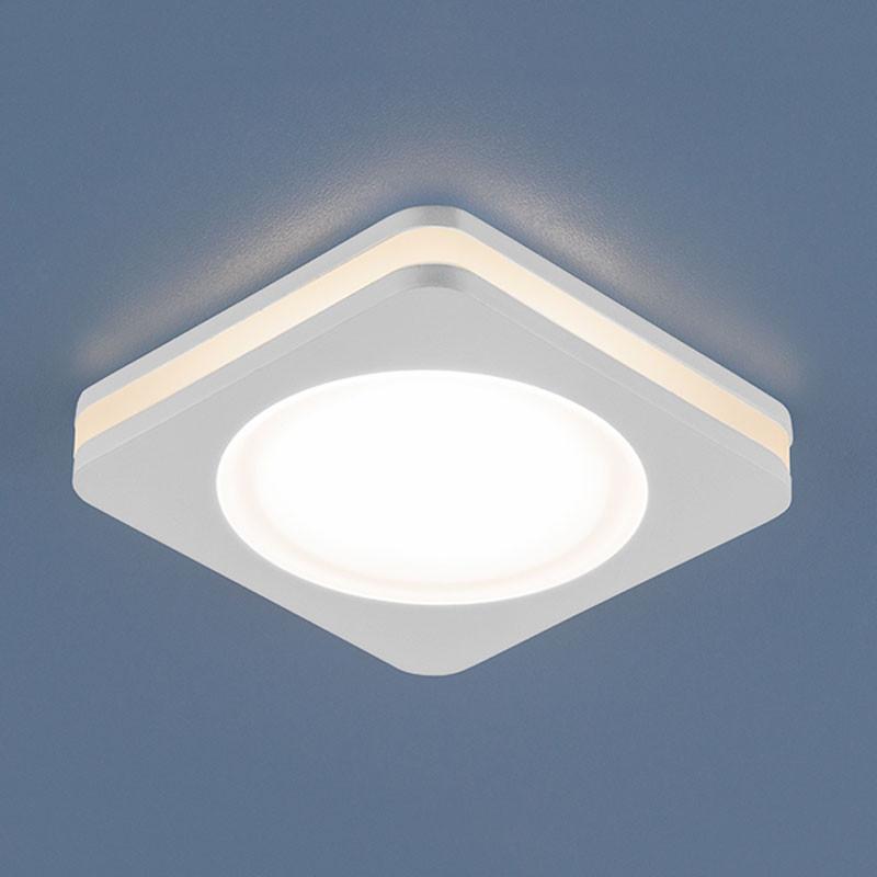 Elektrostandard DSK80 5W 4200K elektrostandard лампа светодиодная elektrostandard свеча прозрачная e14 5w 4200k 4690389085895