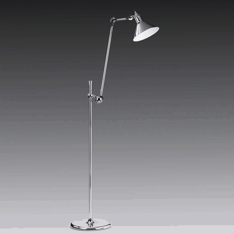 Lightstar 765714 (ML1201802-1А) Торшер LOFT 1х40W E14 ХРОМ, шт торшер lightstar loft арт 765714