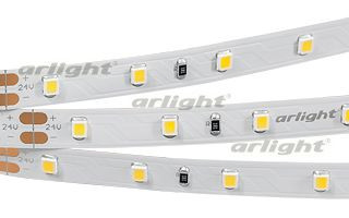 Arlight Лента 5 метров RT 2-5000 24V Warm3000 (2835, 300 LED, PRO) кий пирамида 2 pc rus pro 2008 rp8 5 черный cuetec 26 109 62 5