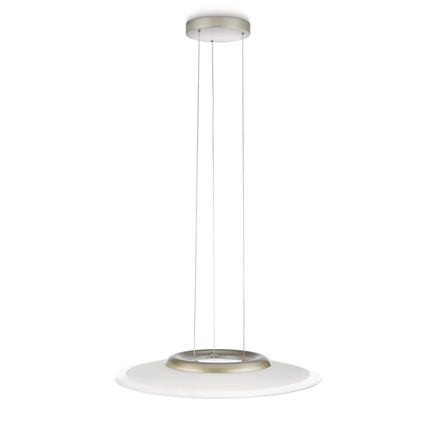 Philips 40745/17/16 philips garcia pendant nickel 4x60w philips 36126 17 16