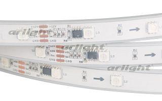 Arlight Лента DMX-5000P 12V RGB (5060,150 LEDx3, DMX) лента arlight 019083