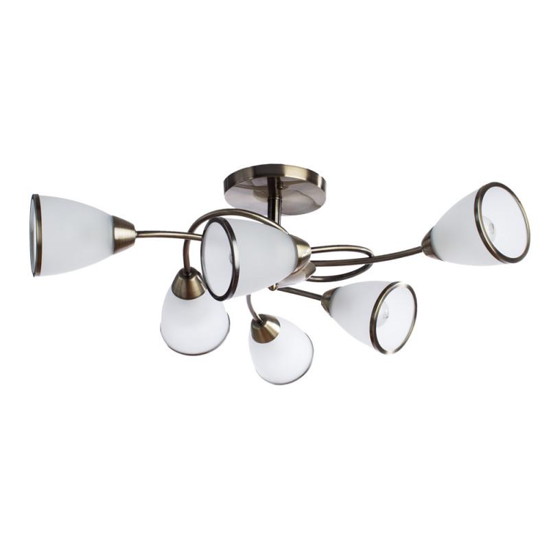 ARTE Lamp A6059PL-6AB arte lamp люстра на штанге arte lamp a6059pl 6ab