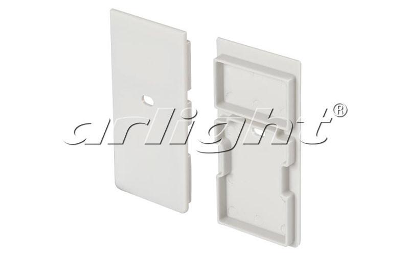Arlight Заглушка ARH-LINE-3750A-VOL с отверстием заглушка желоба grand line универсальная коричневая металлическая