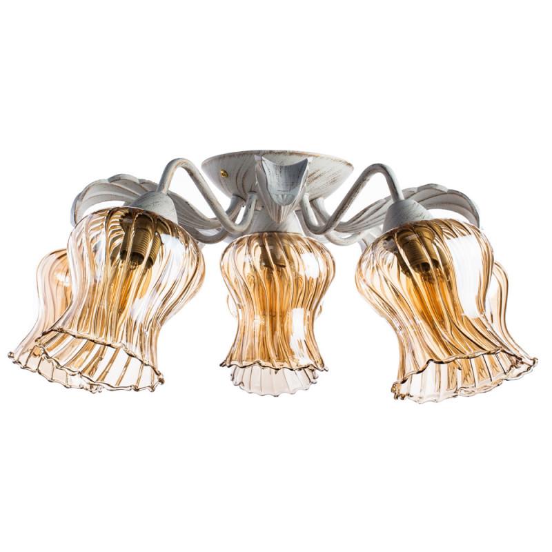 Фото ARTE Lamp A6098PL-6WG. Купить с доставкой