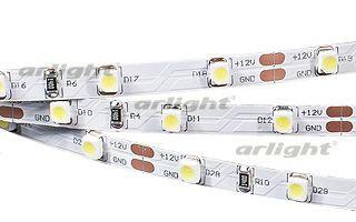 Arlight Лента RT 2-5000 12V S-Cool-5mm (3528, 300LED, LUX)