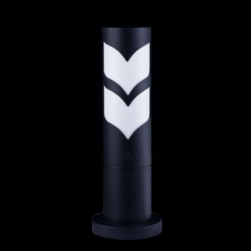 Maytoni S710-37-31-B уличный настенный светильник maytoni s710 25 02 b