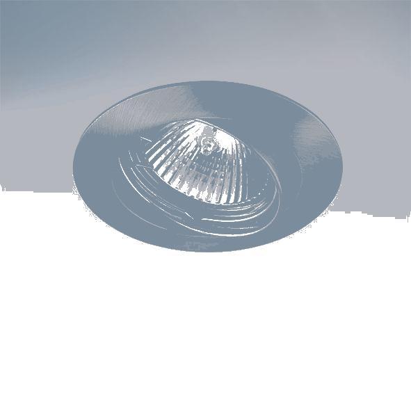 Lightstar 011025 Светильник LEGA HI ADJ MR16/HP16 НИКЕЛЬ, шт lightstar встраиваемый светильник lightstar lega hi 011025