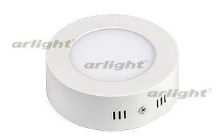 Arlight Светильник SP-R120-6W Warm White точечный светильник 014934 arlight