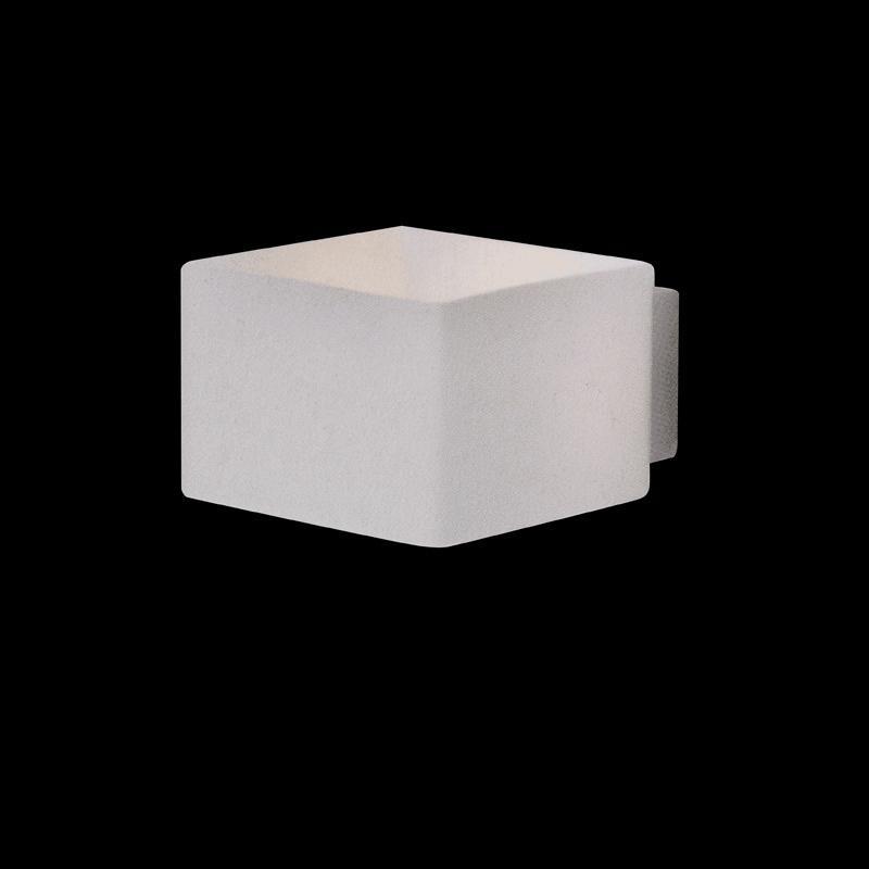 Lightstar 801610 (MB328-1W) Светильник настенный PEZZO 1х40W G9 ХРОМ/БЕЛЫЙ, шт pezzo pezzo pl1p20593 070 041
