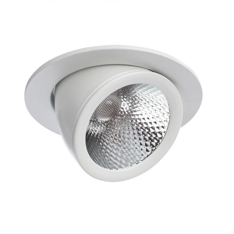 ARTE Lamp A1212PL-1WH встраиваемый светильник arte lamp cardani a1212pl 1wh