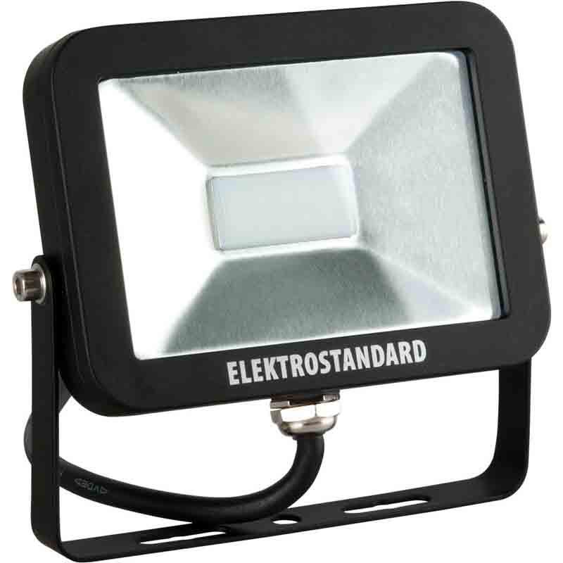 Elektrostandard SLUS LED 10W 6500K elektrostandard лампа светодиодная elektrostandard свеча на ветру сdw led d 6w 3300k e14 4690389085505