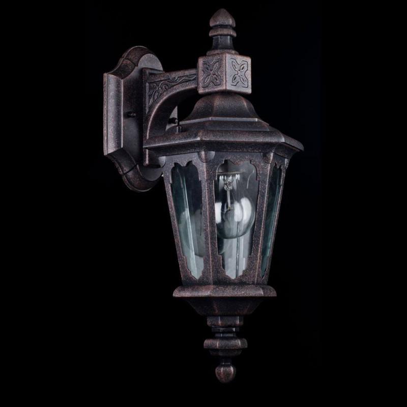 Maytoni S101-42-01-B черный прозрачный бейбидолл 40 42