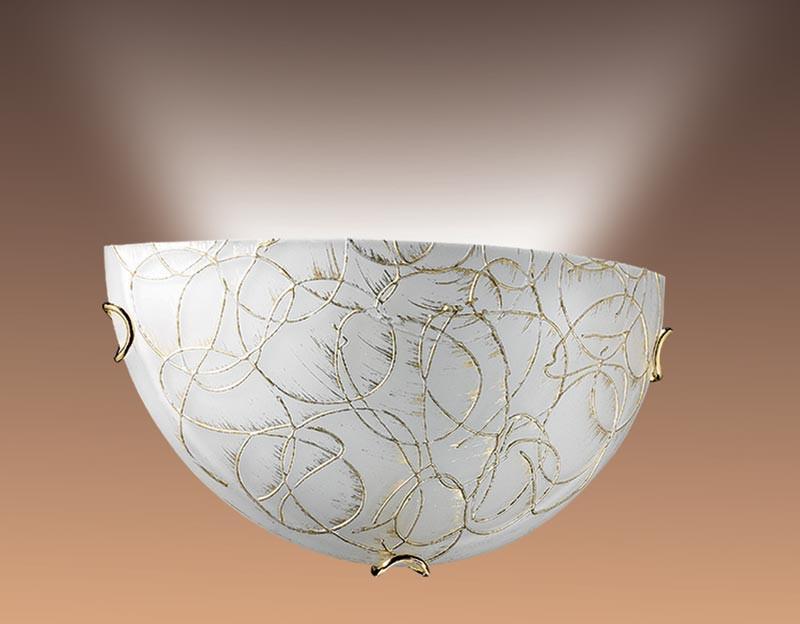 Sonex 065 FB08 110 белый/золото Бра E27 100W 220V VIOLA