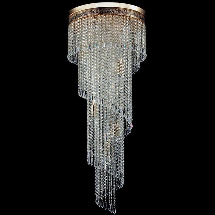 Maytoni T522-PT40x100-G люстра maytoni diamant crystal dia905 09 n