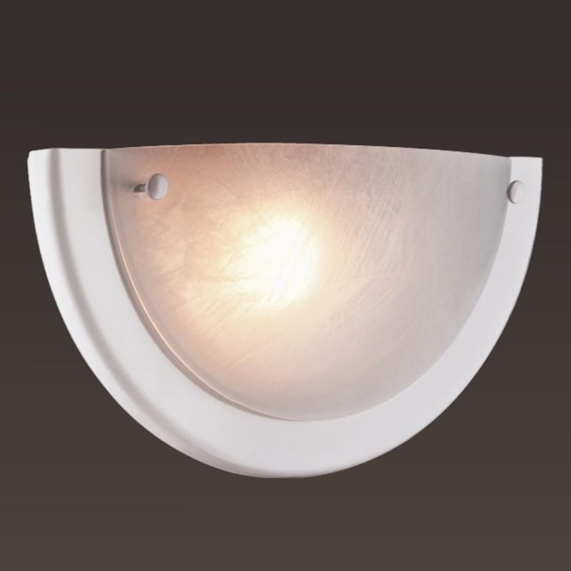 Sonex 020 SOK06 114 белый свет Бра E27 100W 220V ALABASTRO