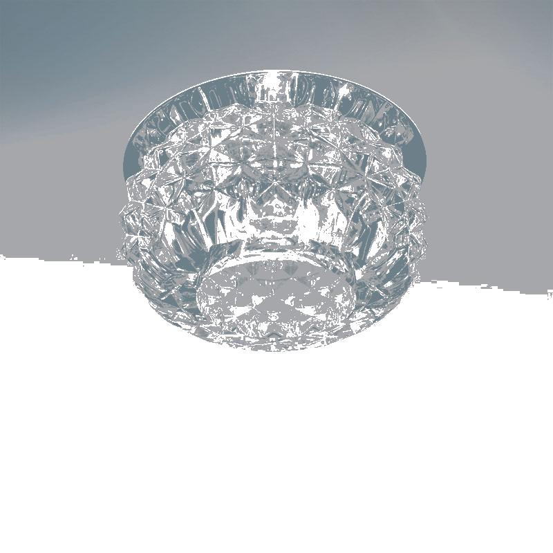 Lightstar 004254-G9 Светильник CESARE SPHE CR ХРОМ/ПРОЗРАЧНЫЙ, шт lightstar 004514 g9 светильник bomo cr g9 хром прозрачный шт
