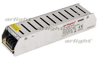 Arlight Блок питания APS-60L-24B (24V, 2.5A, 60W) arlight блок питания aps 100l 12bm 12v 8 3a 100w