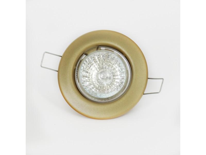 Nobile C1830 мат.золото светильник 1858000200 nobile