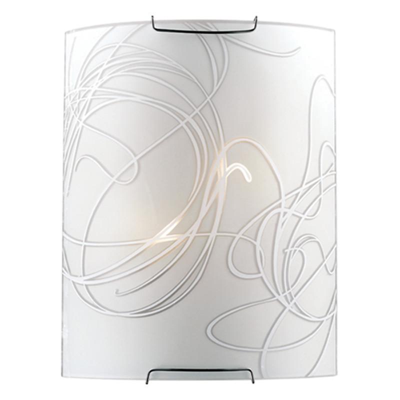 Sonex 1643 SN14 077 хром/белый Бра E14 2*60W 220V MOLANO