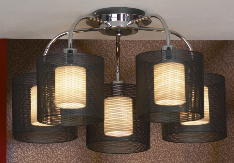 Lussole LSF-1903-05 светильник lsf 1916 01 rovella lussole 761043
