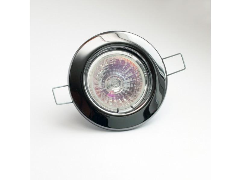 Nobile C1830 черн.хр светильник 1858000200 nobile