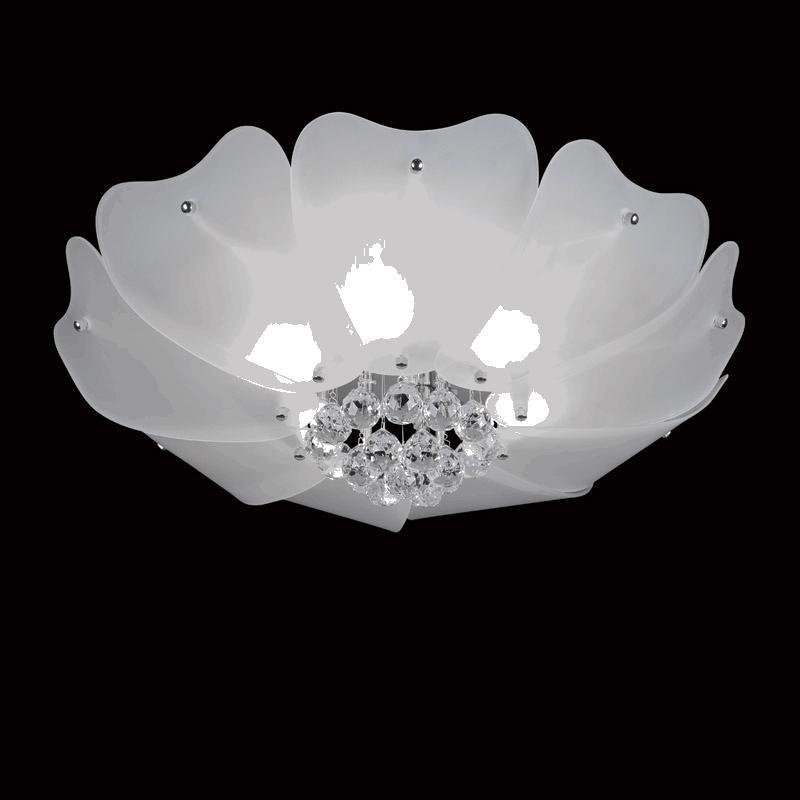 Lightstar 804020 (MC8114-6) Люстра LOBO 6х40W G9 стекло матовое, шт lightstar 804040 c0290 09l люстра lobo 9х40w g9 стекло матовое шт