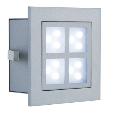 Paulmann 99498 paulmann встраиваемый светодиодный светильник paulmann profi window 99498