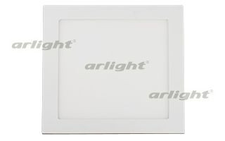 Фото Arlight Светильник DL-225x225M-21W Warm White. Купить с доставкой