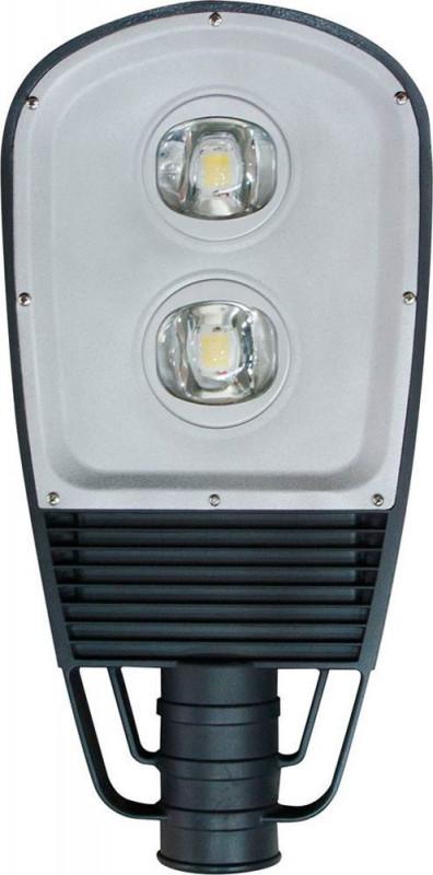 Feron SP2553 Светильник уличный светодиодный, 2 LED 120W 6400K светильник уличный feron 11244