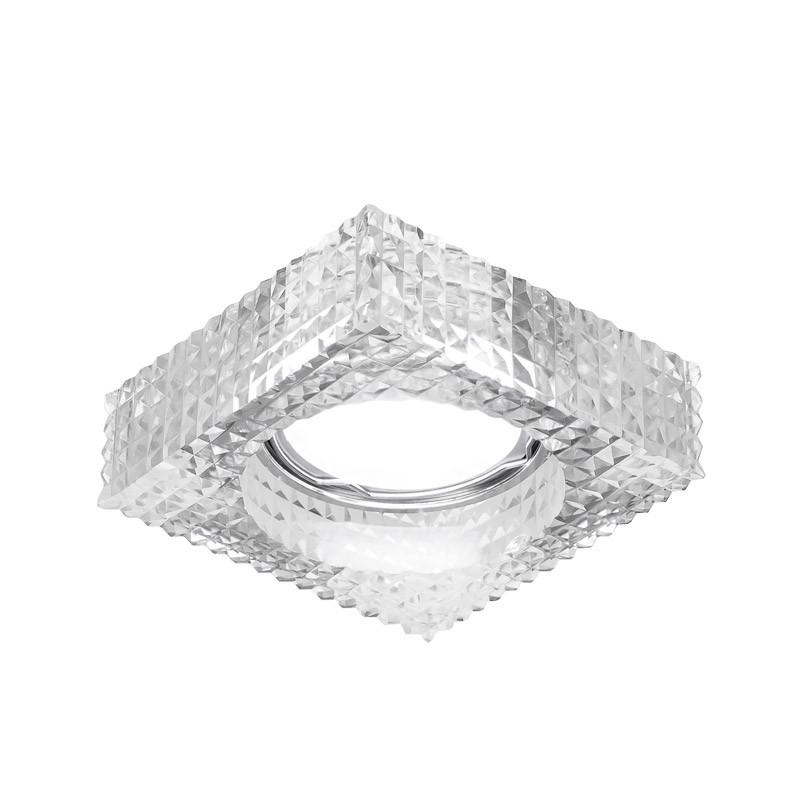 Gauss Светильник Gauss Glass CR032 Кристал, Gu5.3 1/30 ева