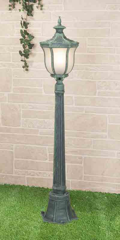 Elektrostandard Taurus F малахит (арт. GLXT-1458F) садовый светильник elektrostandard taurus f 3 малахит арт glxt 1458f 3