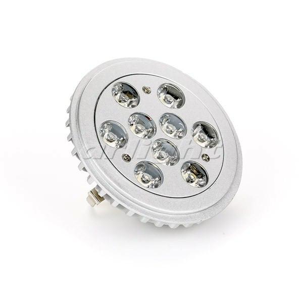 Arlight Светодиодная лампа MDS-AR111-9x1W 35deg Warm White 12V