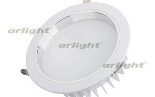 Arlight Светодиодный светильник MD-230MS6-35W Warm White кувалда truper md 6f 19884