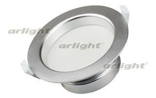 Arlight Светильник IM-125 Silver 14W Day White 220V