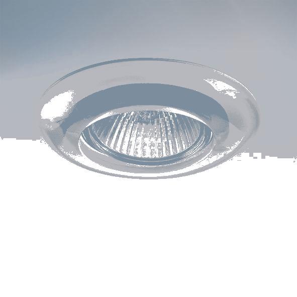 Lightstar 002230 (GM790) Светильник ANELLO TR MR16 ХРОМ/ПРОЗРАЧНЫЙ, шт