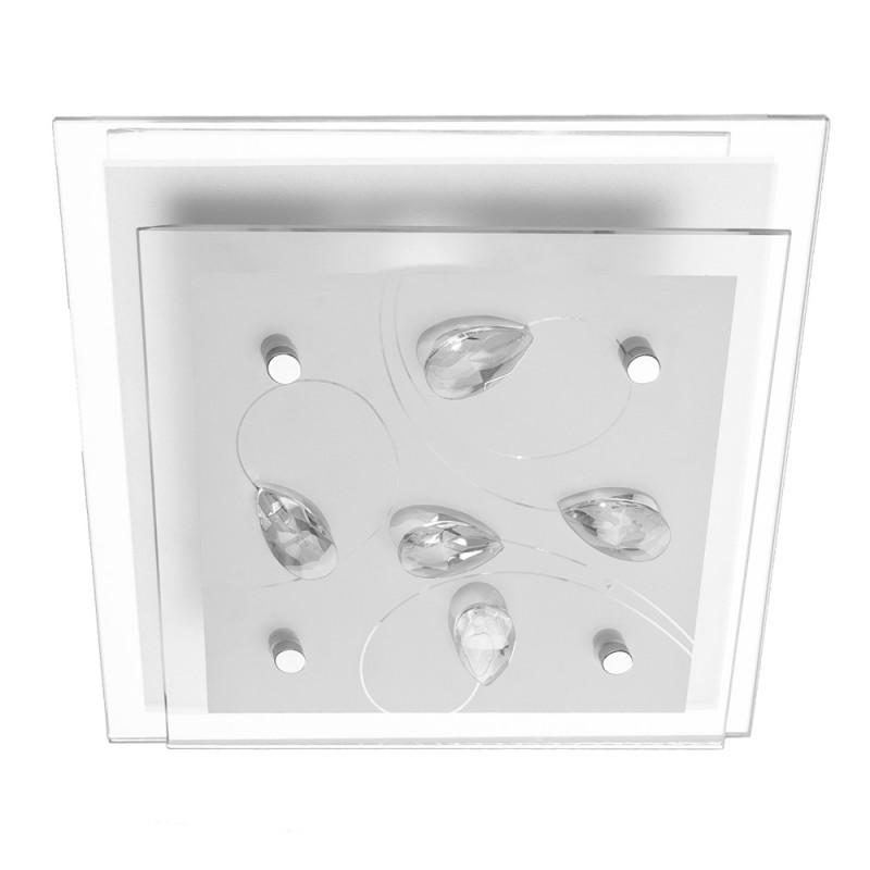 ARTE Lamp A4058PL-1CC накладной светильник arte lamp snow white a4058pl 2cc