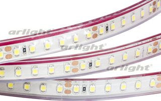 Arlight Лента RTW2-5000PGS 24V Day White2x(3528,600LED,LUX лента arlight 021412