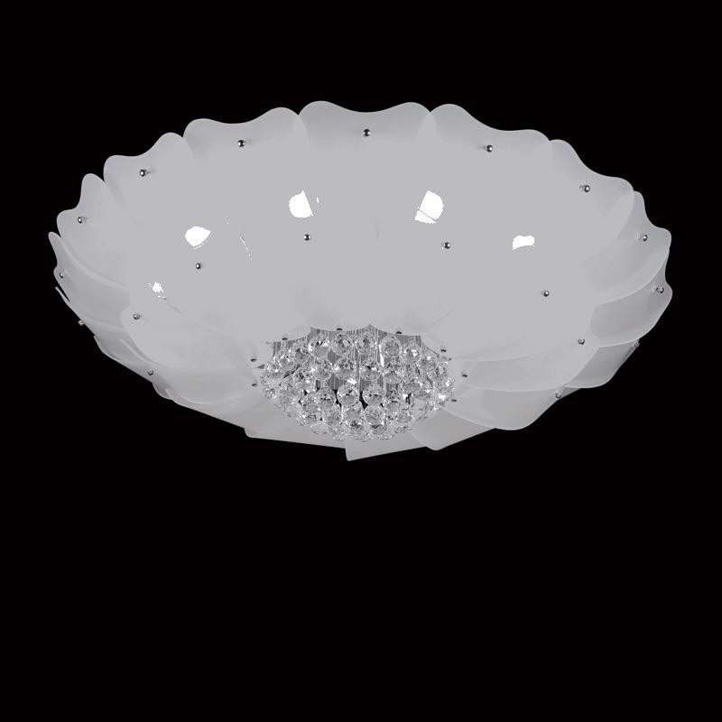 Lightstar 804070 (MC8114-18) Люстра LOBO 18х40W G9 стекло матовое, шт lightstar 804020 mc8114 6 люстра lobo 6х40w g9 стекло матовое шт