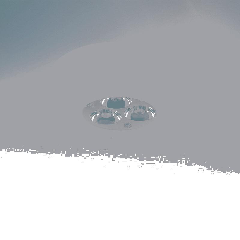 Lightstar 070213*** Светильник FUNGO LED 5W БЕЛЫЙ/МАТОВЫЙ 3000К, шт led светильник philips led e14 3 5w led led