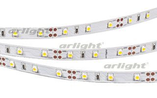 Arlight Лента RT 2-5000 24V Cool (3528, 300 LED, LUX) arlight лента rt 2 5000 12v s cool 5mm 2x 3528 600led lux
