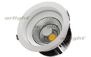 Arlight Светодиодный светильник LTD-140WH 25W White 60deg